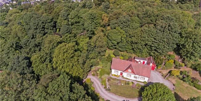 Offers Over £595,000, 4 Bedroom Detached House For Sale in Kilmacolm, PA13