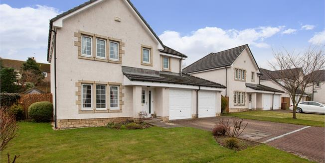 Offers Over £345,000, 4 Bedroom Detached House For Sale in Bridge of Weir, PA11