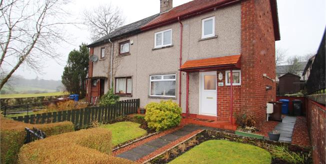 Offers Over £125,000, 2 Bedroom Semi Detached House For Sale in Kilmacolm, PA13