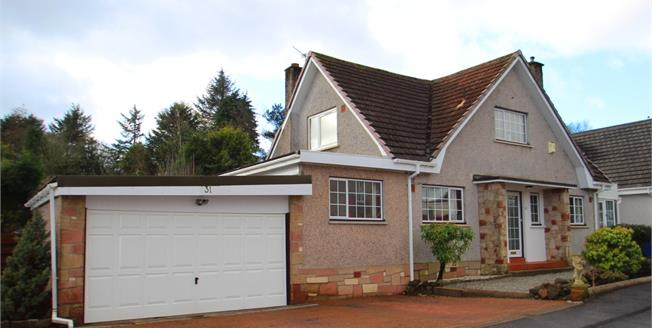 Offers Over £310,000, 4 Bedroom Detached House For Sale in Bridge of Weir, PA11