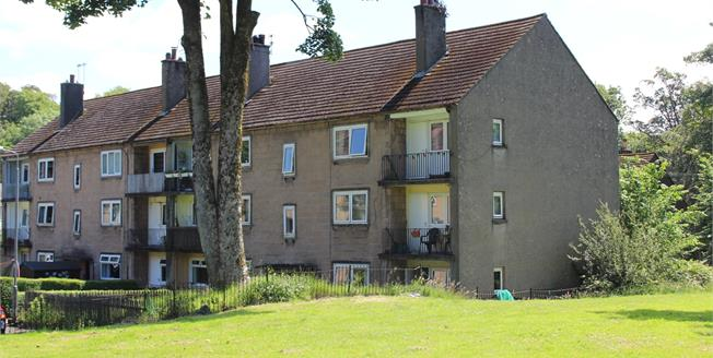 Offers Over £59,995, 3 Bedroom Upper Floor Flat For Sale in Fulton Crescent, PA10