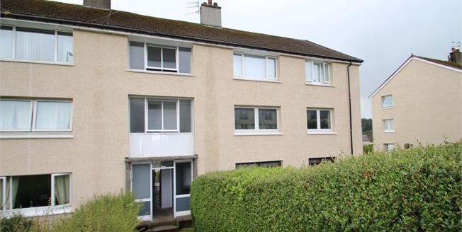 Offers Over £48,000, 2 Bedroom Flat For Sale in Renfrewshire, PA11