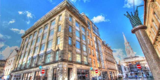 Offers Over £155,000, 1 Bedroom Upper Floor For Sale in Glasgow, G1