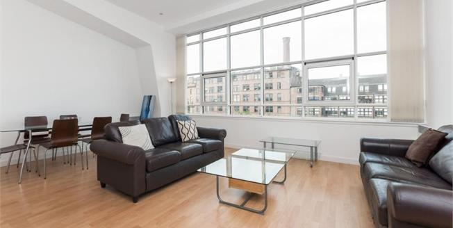 Offers Over £175,000, 2 Bedroom Flat For Sale in Glasgow, G1