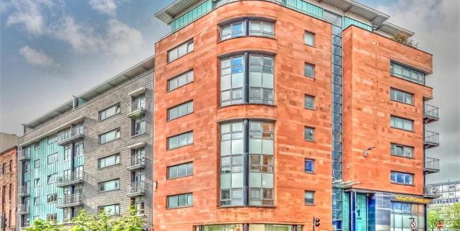 Offers Over £239,000, 2 Bedroom Flat For Sale in Glasgow, G1