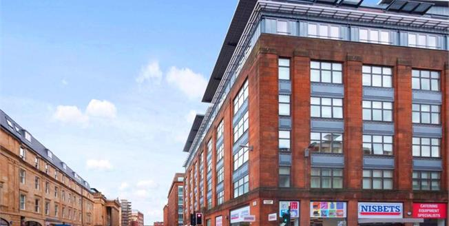 Offers Over £240,000, 2 Bedroom Flat For Sale in Glasgow, G1