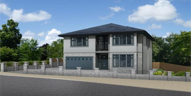 Offers in the region of £750,000, 5 Bedroom Detached House For Sale in Peel Road, G74