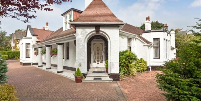 Offers Over £725,000, 4 Bedroom Detached House For Sale in Giffnock, G46