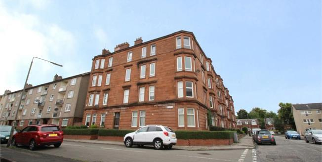 Offers Over £69,995, 2 Bedroom Upper Floor Flat For Sale in Glasgow, G32