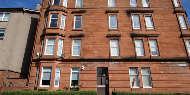 Fixed Price £75,000, 2 Bedroom Upper Floor Flat For Sale in Glasgow, G32