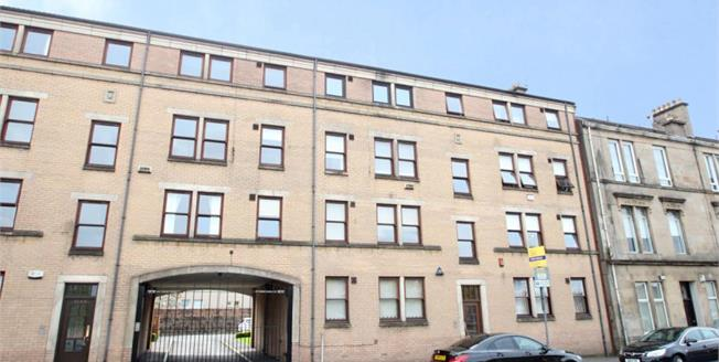 Fixed Price £74,000, 2 Bedroom Flat For Sale in Glasgow, G32