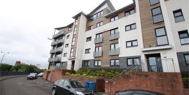 Offers Over £89,995, 2 Bedroom Upper Floor Flat For Sale in Glasgow, G21