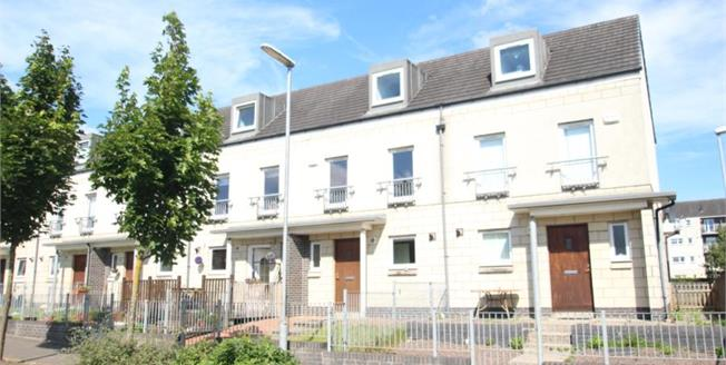 Offers Over £110,000, 3 Bedroom Terraced House For Sale in Glasgow, G31