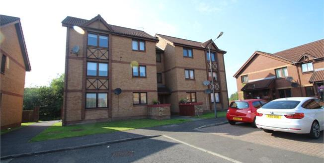 Fixed Price £73,000, 2 Bedroom Ground Floor Flat For Sale in Falkirk, FK2