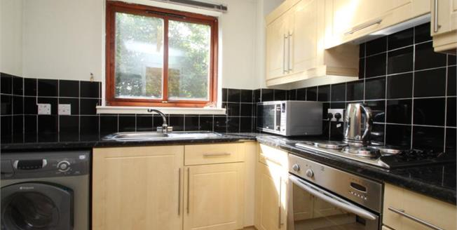 Offers Over £75,000, 2 Bedroom Ground Floor Flat For Sale in Falkirk, FK2