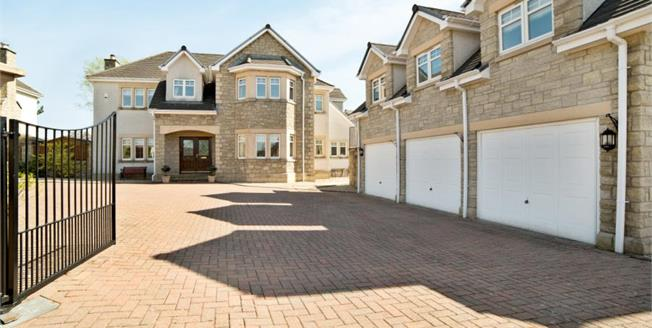 Offers Over £549,000, 5 Bedroom Detached House For Sale in Airth, FK2