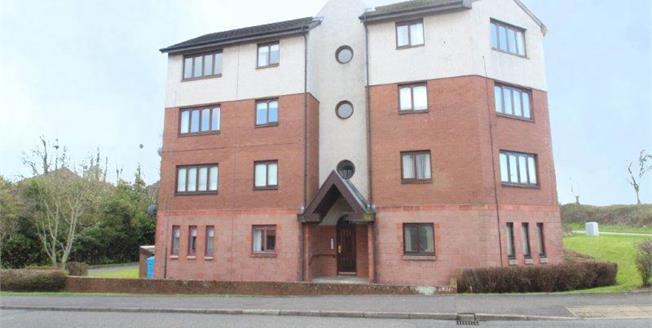 Offers Over £50,000, 1 Bedroom Upper Floor Flat For Sale in Falkirk, FK2