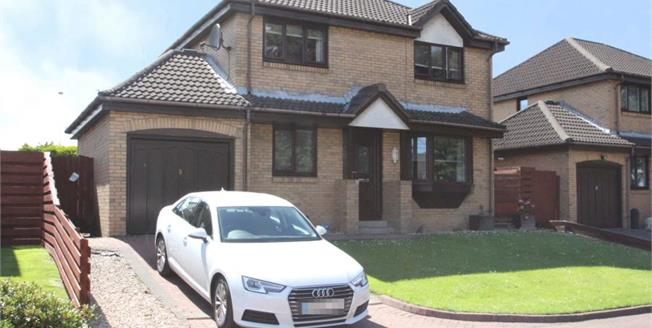 Offers Over £185,000, 4 Bedroom Detached House For Sale in Grangemouth, FK3