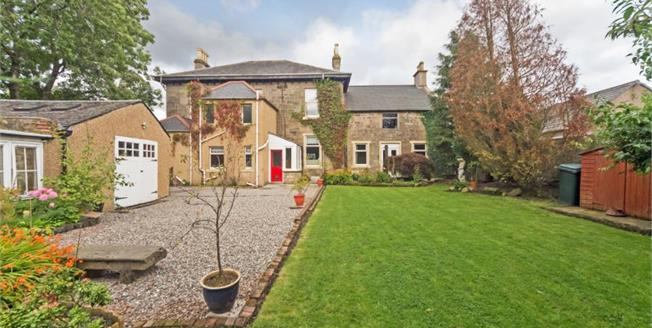 Offers Over £295,000, 6 Bedroom Detached House For Sale in Slamannan, FK1