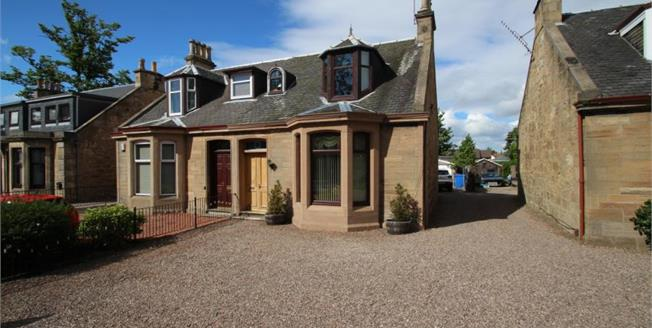 Offers Over £240,000, 4 Bedroom Semi Detached Cottage For Sale in Grangemouth, FK3
