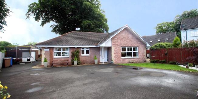Offers Over £215,000, 3 Bedroom Detached Bungalow For Sale in Stenhousemuir, FK5