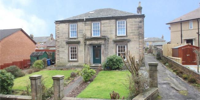 Offers Over £185,000, 4 Bedroom Upper Floor Flat For Sale in Stirlingshire, FK1