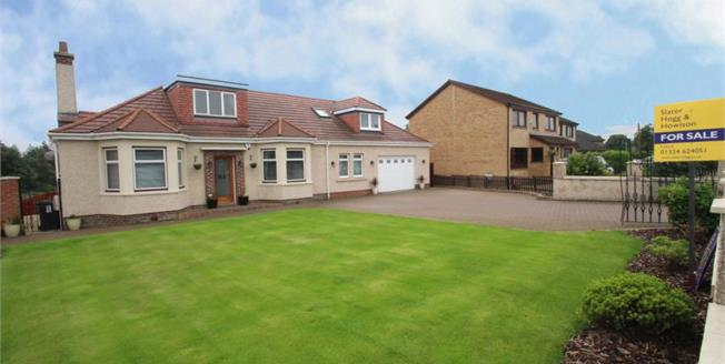 Offers Over £380,000, 4 Bedroom Detached House For Sale in Carron, FK2