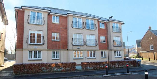 Offers Over £120,000, 2 Bedroom Flat For Sale in Larbert, FK5