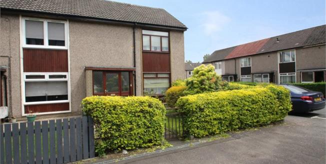 Offers Over £97,000, 2 Bedroom End of Terrace House For Sale in Falkirk, FK2