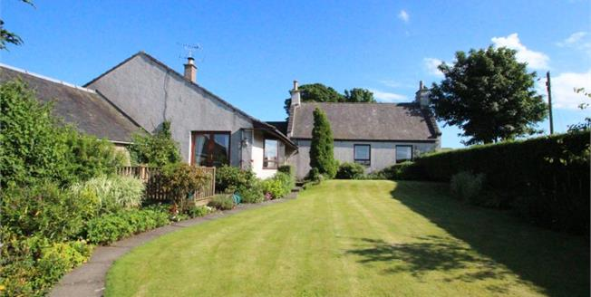 Offers in the region of £325,000, 5 Bedroom Detached House For Sale in Strathmiglo, KY14