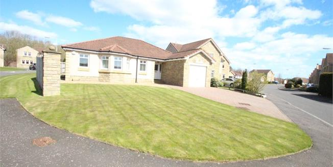 Offers Over £218,000, 3 Bedroom Detached Bungalow For Sale in Glenrothes, KY7