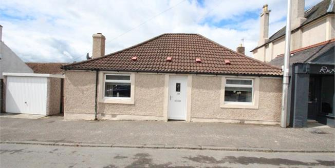 Offers Over £108,000, 2 Bedroom End of Terrace Bungalow For Sale in Thornton, KY1