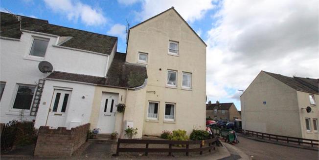 Offers Over £95,000, 2 Bedroom Upper Floor Maisonette For Sale in Auchtermuchty, KY14