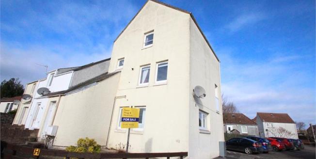 Offers Over £89,000, 2 Bedroom Upper Floor Maisonette For Sale in Auchtermuchty, KY14