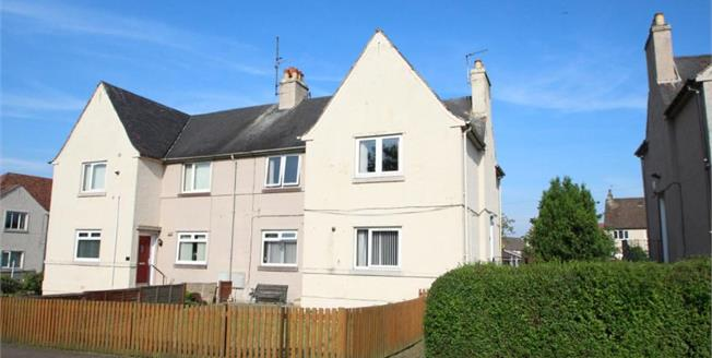 Offers Over £73,000, 2 Bedroom Upper Floor Flat For Sale in Glenrothes, KY7