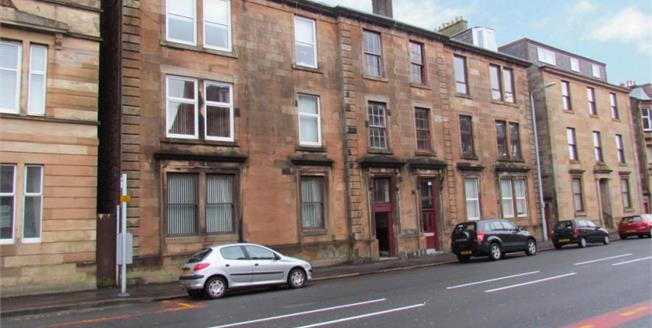 Offers Over £139,000, 3 Bedroom Flat For Sale in Greenock, PA16