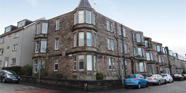 Offers Over £64,000, 2 Bedroom Flat For Sale in Gourock, PA19