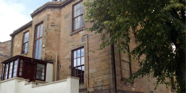Offers Over £225,000, 5 Bedroom Upper Floor Flat For Sale in Greenock, PA16