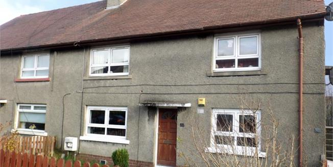 Offers Over £39,000, 2 Bedroom Ground Floor Flat For Sale in Greenock, PA16