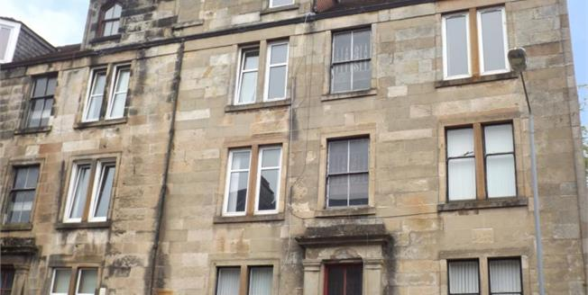 Fixed Price £44,000, 2 Bedroom Upper Floor Flat For Sale in Greenock, PA16