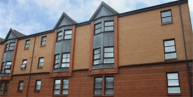 Offers Over £74,000, 2 Bedroom Ground Floor Flat For Sale in Greenock, PA15