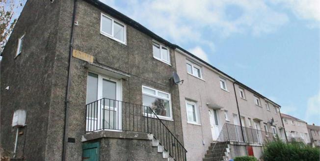 Offers Over £65,000, 2 Bedroom End of Terrace House For Sale in Greenock, PA16