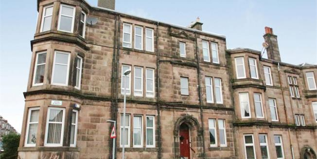 Offers Over £49,000, 1 Bedroom Flat For Sale in Gourock, PA19
