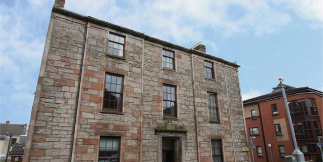 Offers Over £49,995, 2 Bedroom Ground Floor Flat For Sale in Greenock, PA15