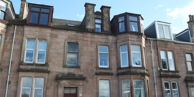 Offers Over £73,000, 1 Bedroom Ground Floor Flat For Sale in Greenock, PA16