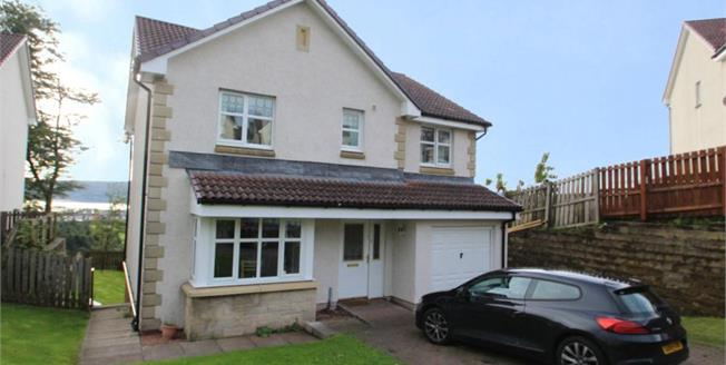 Fixed Price £260,000, 5 Bedroom Detached House For Sale in Inverkip, PA16