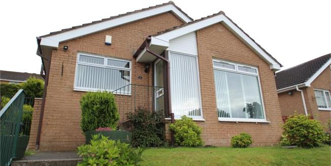 Offers Over £144,000, 2 Bedroom Detached Bungalow For Sale in Gourock, PA19