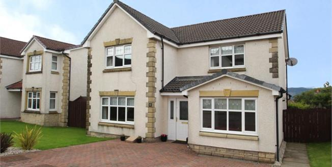 Offers Over £249,000, 4 Bedroom Detached House For Sale in Gourock, PA19