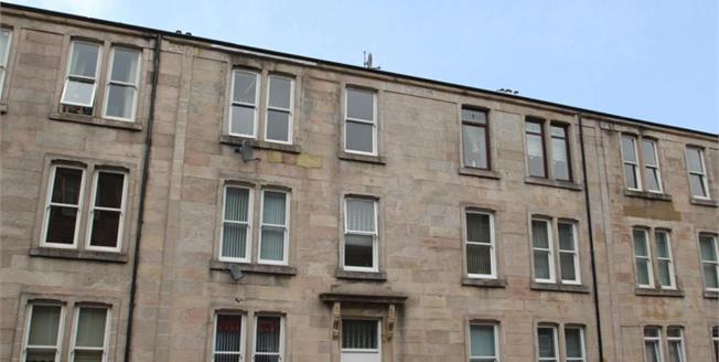 Offers Over £57,000, 2 Bedroom Upper Floor Flat For Sale in Inverclyde, PA15