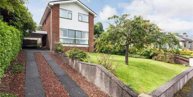 Offers Over £260,000, 3 Bedroom Detached House For Sale in Greenock, PA16